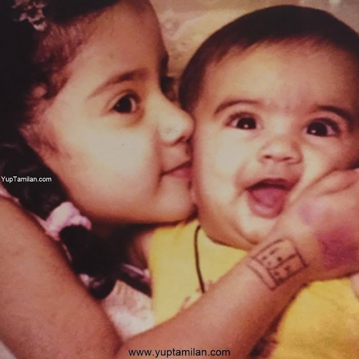 Janhvi Kapoor Unrecognised in these Childwood Photos- Retro Collection for Jhanvi Fans