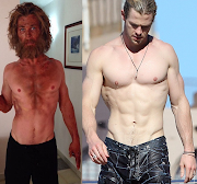 Photo; Chris Hemsworth is unrecognizable following drastic weight loss for new movie