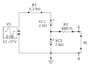 Circuit Theorems in AC Analysis Figure 10