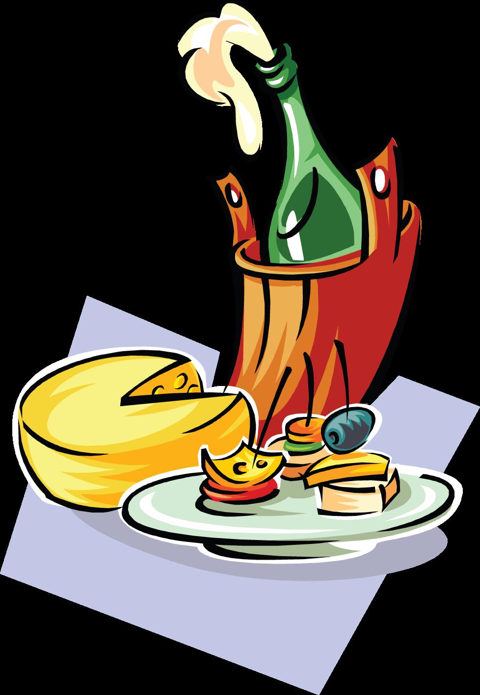 food clip art illustrations clipart guide