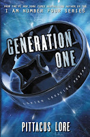 Generation One Pittacus Lore
