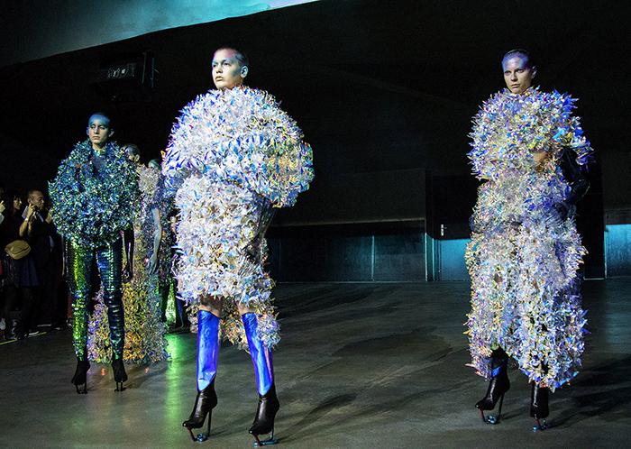 Yuima Nakazato Fashion Designer