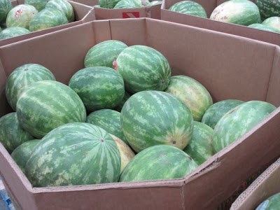 watermelon at Costco