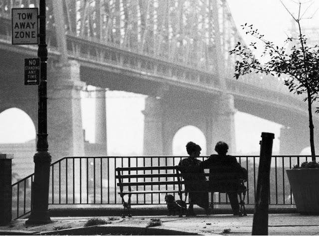 «Манхэттен», режиссёр Вуди Аллен