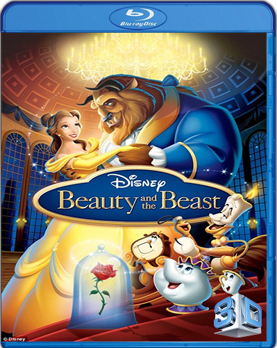 Beauty and the Beast [1991] [BD50] [Latino] [3D]