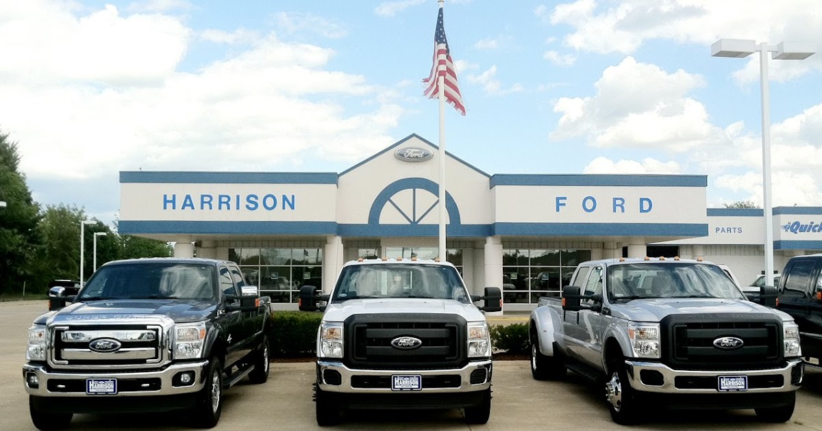 Just A Car Guy: there really is a Harrison Ford car dealership
