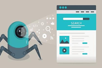 Mengenal Pengertian Apa itu indexer, Web Spider, Web Crawler dan Robot Spider