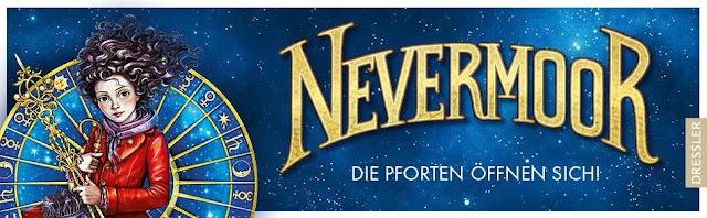 Flüche und Verwünschungen - Nevermoor Blogtour