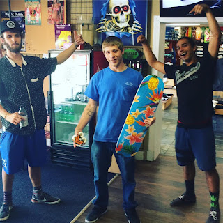 skateshop contest winner orlando