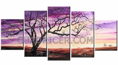 http://www.cuadricer.com/cuadros-pintados-a-mano-por-temas/cuadros-arboles/naturaleza-paisaje-arboles-cuadros-modernos-espana-2227-salones-comedores-cocinas.html