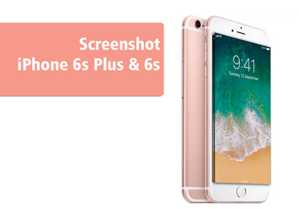 Cara screenshot iPhone 6s Plus dan 6s