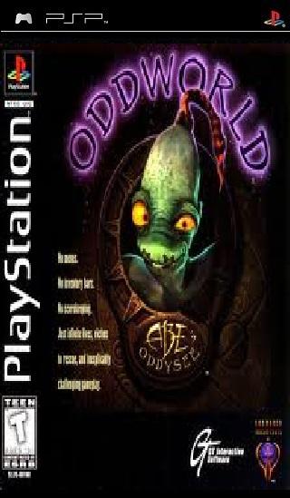 Best PSP games download: Oddworld Abe's Oddysee (psx-psp)