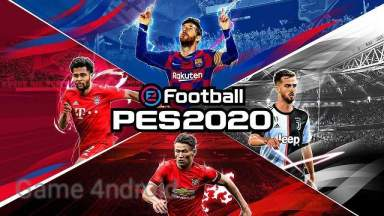 PES 2020 APK Android Pro Evolution Soccer 20 APK+Data 4.2.0