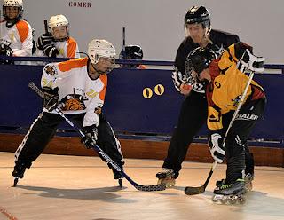 Tigres Hockey Aranjuez