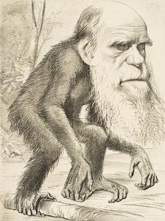 Teori Charles Darwin Tentang Asal Usul Manusia, Sebuah Konspirasi?