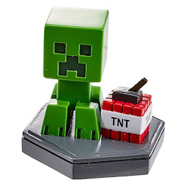 Minecraft Creeper Minecraft Earth Figure