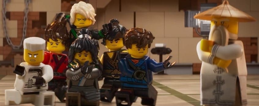 LEGO NINJAGO - O Filme 2018 Filme 1080p 720p BDRip Bluray FullHD HD completo Torrent