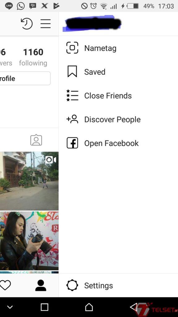 Trik Sederhana Gunakan Fitur Nametag di Instagram