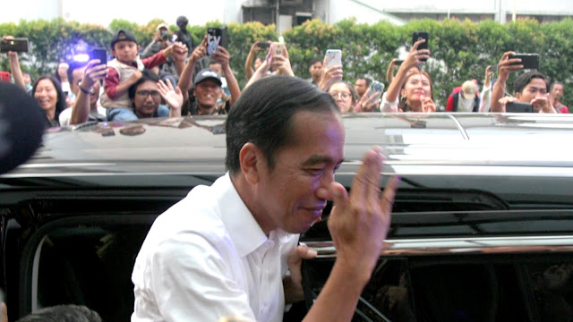 Jokowi Kirim Utusan ke Prabowo: Agar Bisa Berkomunikasi