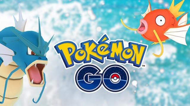 Hoje falaremos em como adquirir o presente que Pokémon GO tem para você por ter celebrado o festival aquático.