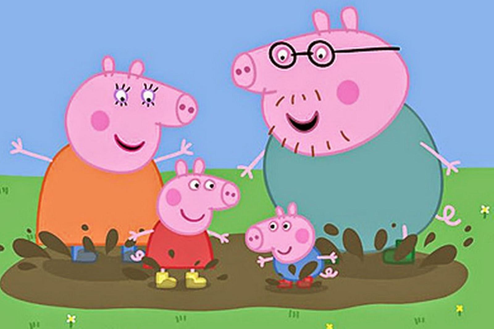 Assistir Desenho Da Peppa Pig Dublado