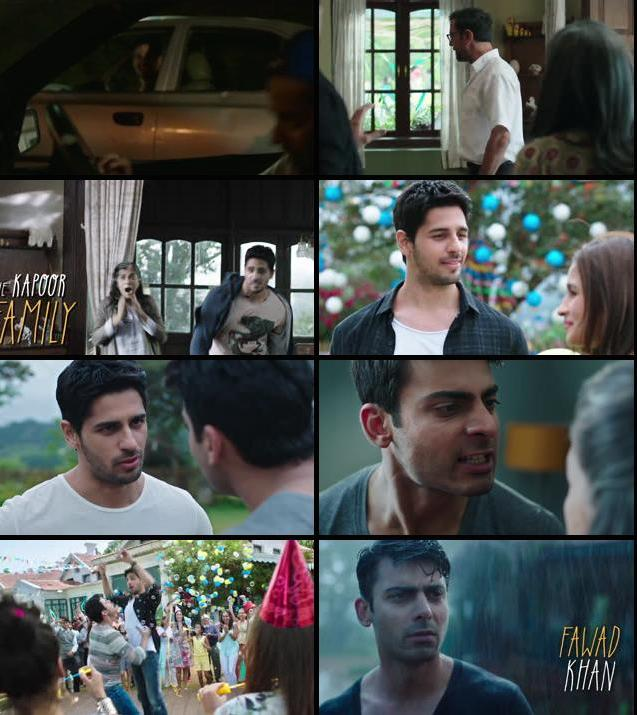 Kapoor and Sons Official Trailer 720p HD Download