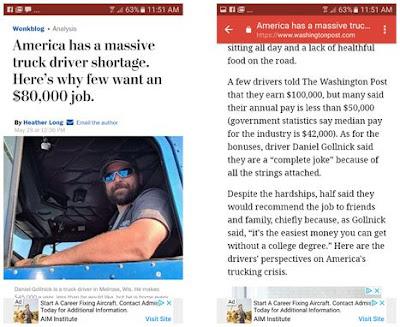 Washington Post article screenshot.