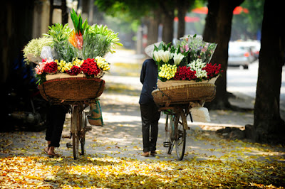 A peaceful Hanoi on the first autumn days 1