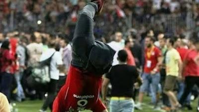 مشجع مصرى