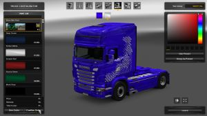 Erkvn Skin Pack for Scania RJL