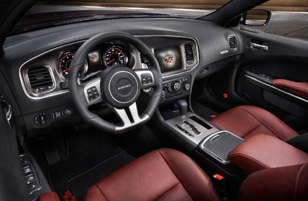 2017 Dodge Charger Daytona Horsepower