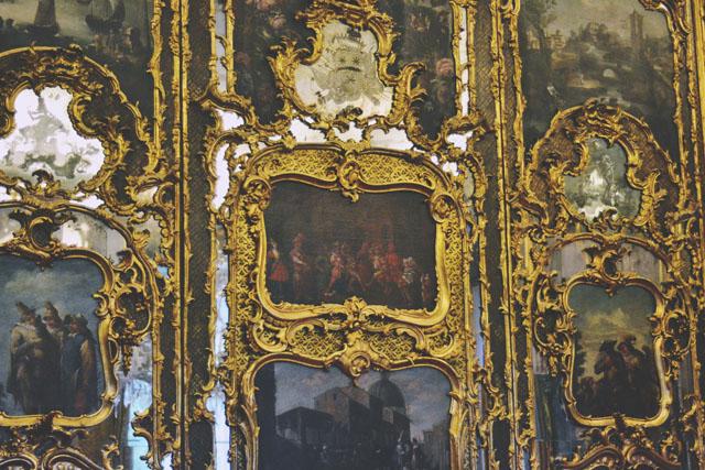 Leopoldskron Venetian Room