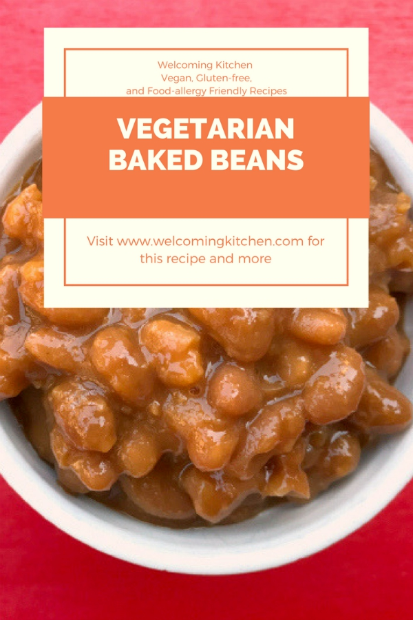 vegetarian baked beans (vegan, gluten-free, food-allergy friendly) - www.welcomingkitchen.com