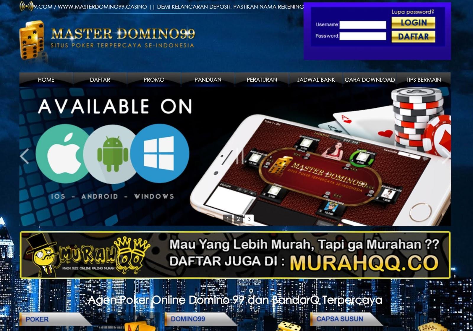 Kumpulan Situs Judi Qq Online Terpercaya 2019