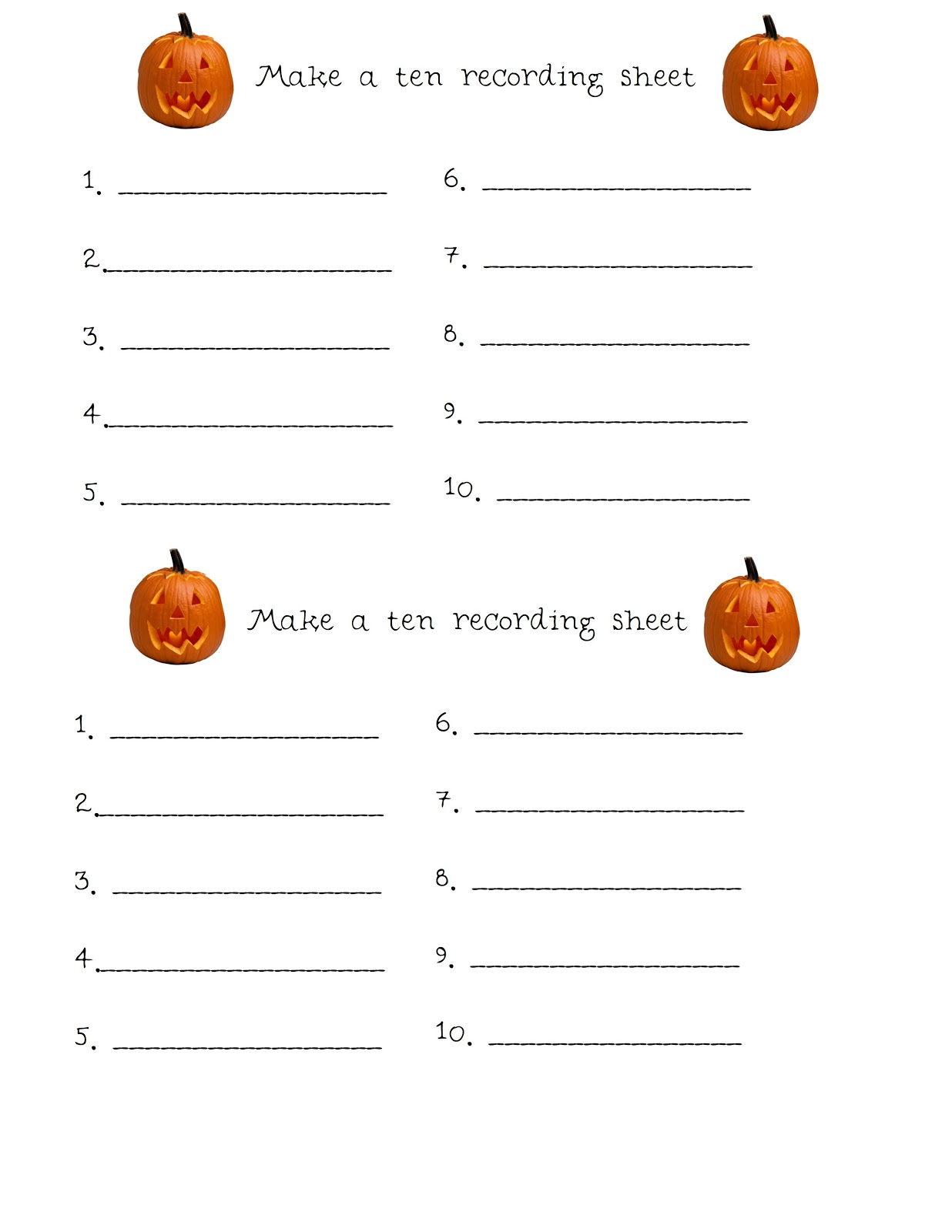 Teacher Talk Halloween Math Games