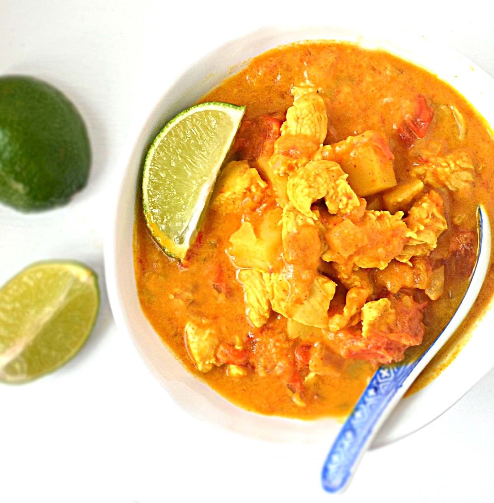 Sew French: Easy Indian Chicken Curry