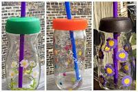 Ideas para reciclar frascos de Nescafé