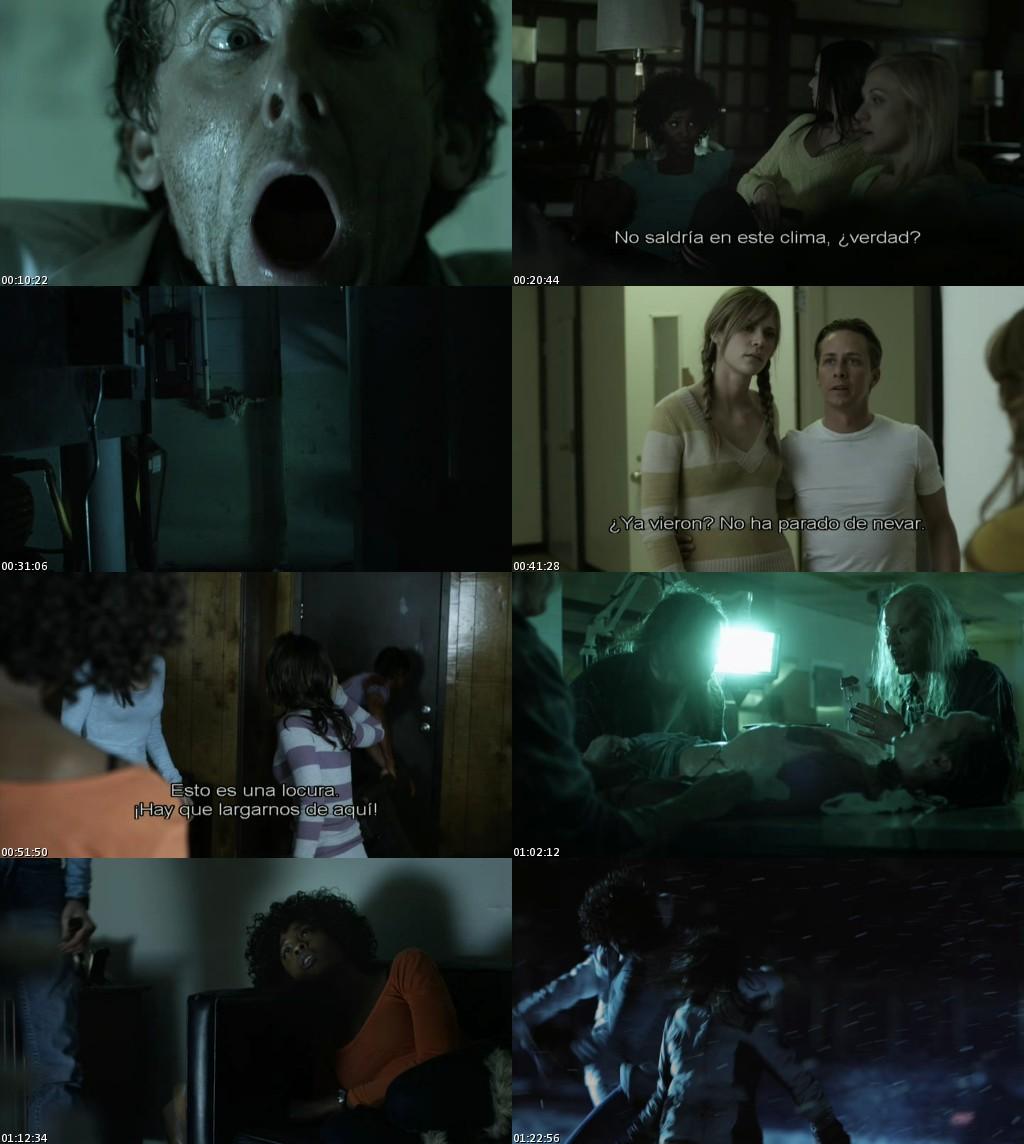 Camino hacia el terror 4 (2011) [DVDRip] [Sub. Español]