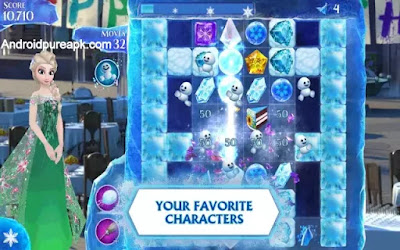 Frozen Free Fall Apk Download Mod+Hack+Data