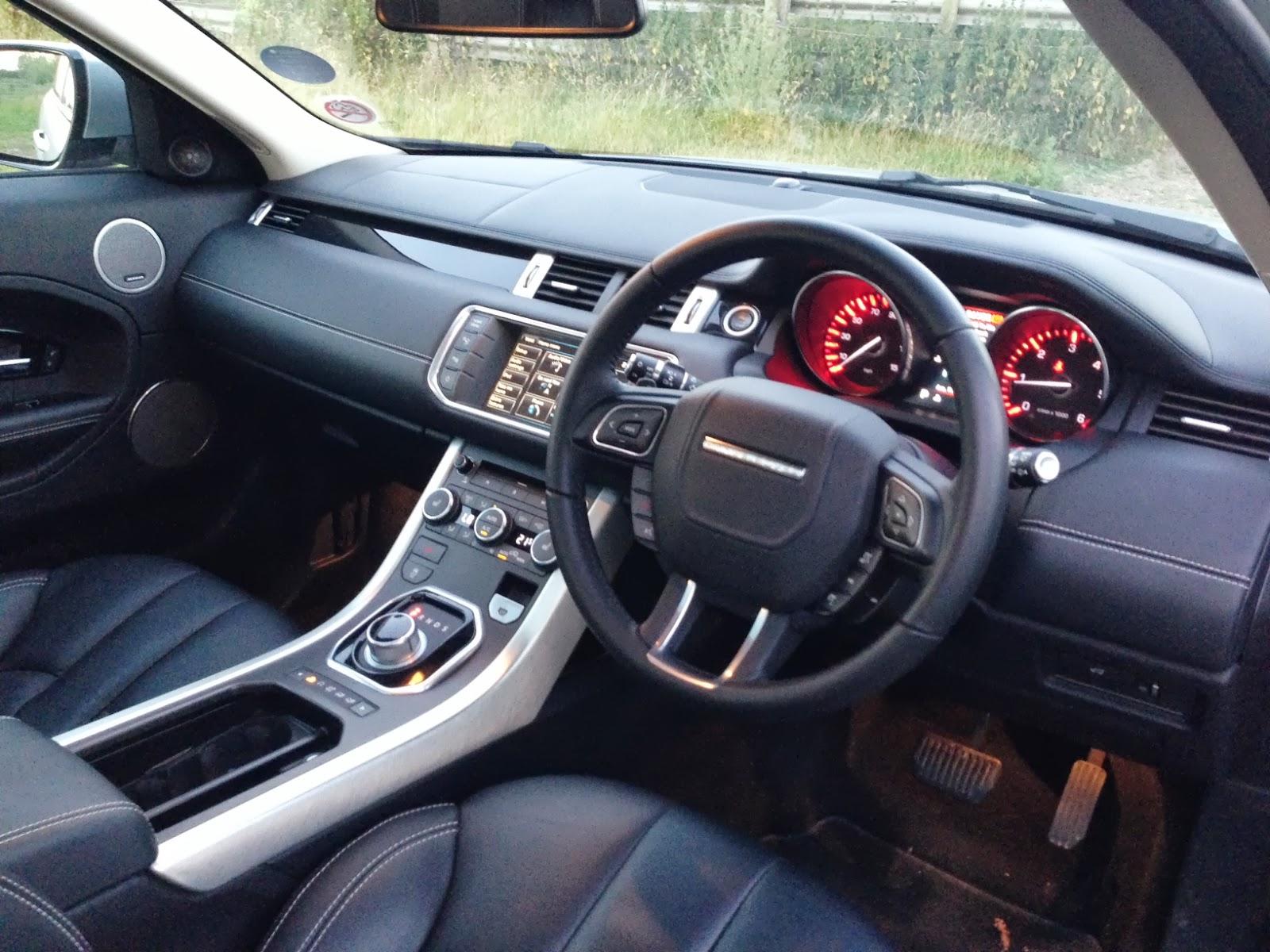 Speedmonkey Range Rover Evoque review