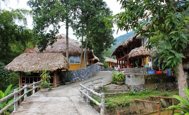 Discovering the homestay tourism in Ha Giang 3