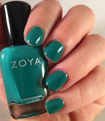 zoya, island fun, summer collection, summer nail polish, zoya nail polish, cecelia