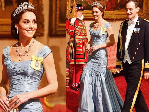 Księżna Cambridge uhonorowana Królewskim Orderem Wiktoriańskim!