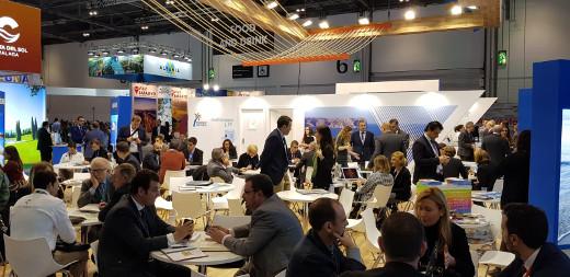El estand de la Comunitat Valenciana de la World Travel Market de Londres ha acogido más de 700 reuniones de trabajo