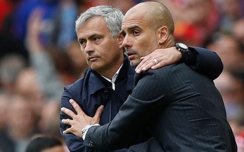 Pep Guardiola's Condolences To Jose Mourinho