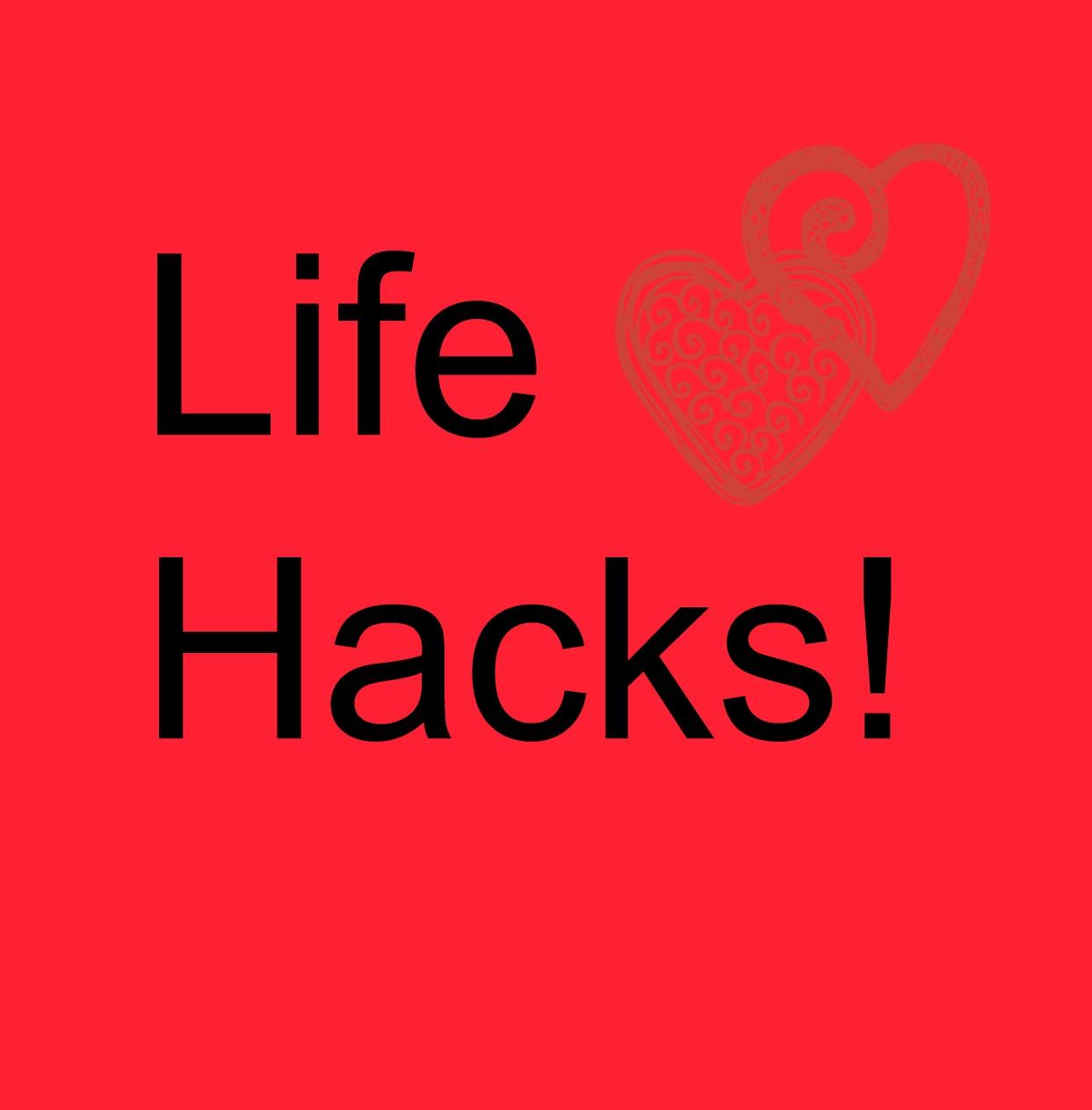 Smidgens, Snippets & Bits: Kitchen Scissors Life Hack