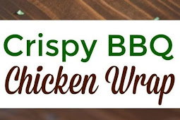 Crispy BBQ Chicken Wraps Recipes