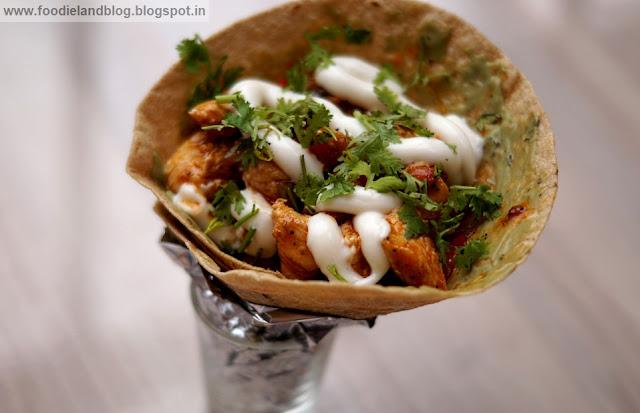 Chicken Conpati @ Stuffd | Indiranagar | Bangalore