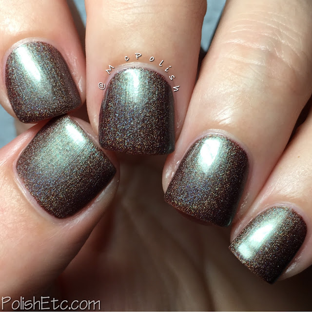 Native War Paints - The Next World Collection - McPolish - Dumpster Diving