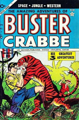 Buster Crabbe 3 cover